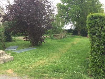 Terrain d'environ 510 m² constructible