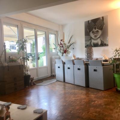 Romainville - 3 pièces 104m² + terrasse 58m² - 1er étage