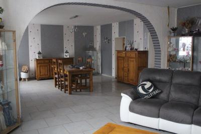 Maison de 126 m² sur la commune de Wittes