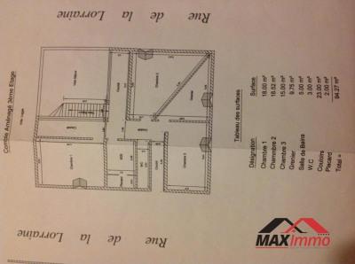 Ensemble immobilier ST DENIS - 9 pièce (s) - 0 m²
