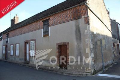 Maison ancienne st fargeau - 5 pièce (s) - 67 m²