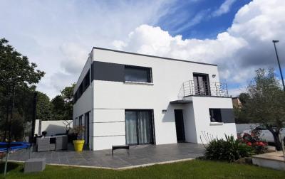 Casa contemporánea 6 piezas