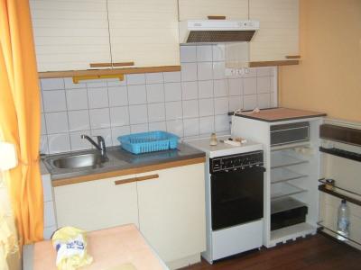 Appt au Tréport cuisine 1 chambre bureau SDB WC