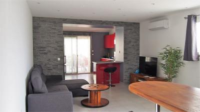 Maison de village 111m², avec cour et garage - Le Cailar