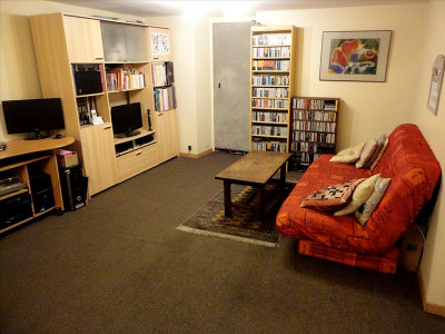 Appartement rouen - 18 m²