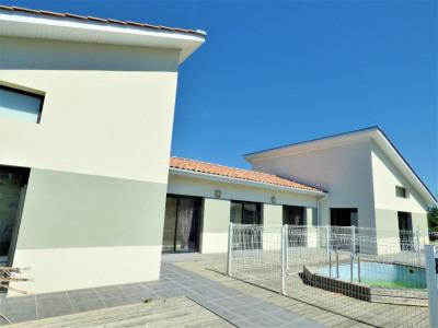 Maison de 170 m² habitables sur 1580m² de jardin
