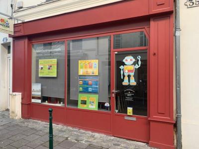 Boutique de 30 m² en plein centre ville de Rueil Malmaison