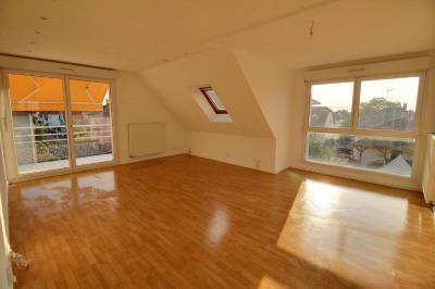 Appartement Lingolsheim 4 pièce (s) 84 m² terrasses