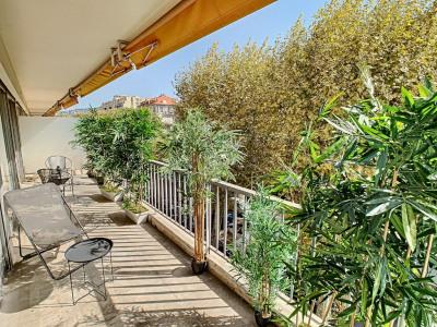 Nice victor hugo - 4 pièces 133m² + terrasse