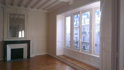 Bel appartement d'angle 7 pièces