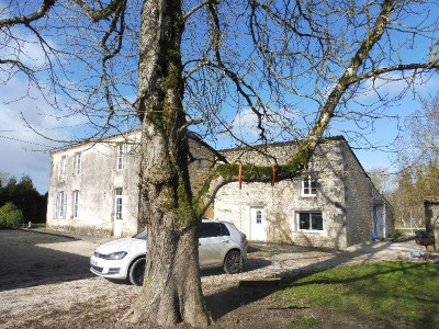 Charente house 7 rooms Secteur Salles d Angles