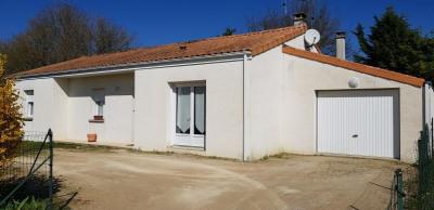 Maison bessines - 4 pièce (s) - 104.7 m²