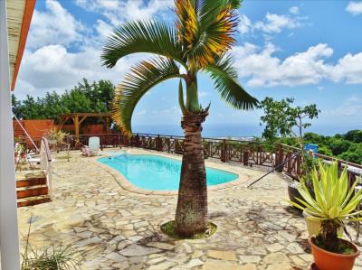 Villa F7/8 avec piscine à la Bretagne