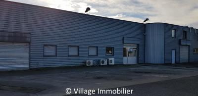 Local industriel / bureaux / activité