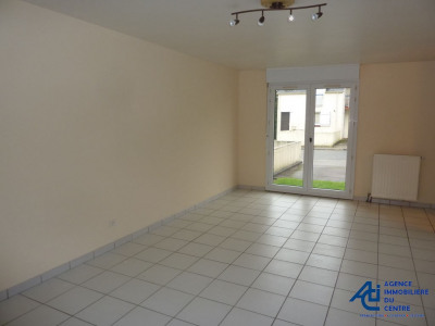 Appartement Pontivy 2 chambres 71 m², garage