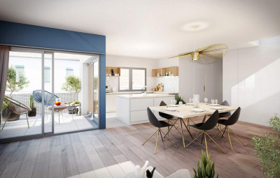 Vente de prestige appartement Lyon 6ème