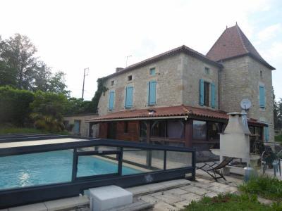 Maison quercynoise Lagardelle