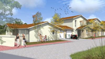 Maison neuve de standing au TAILLAN