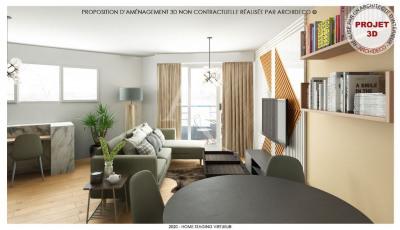 Appartement Colomiers - Lycée International 3 pièces