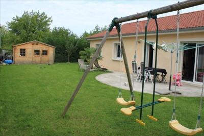 Villa plain pied T4, terrain 510 m²