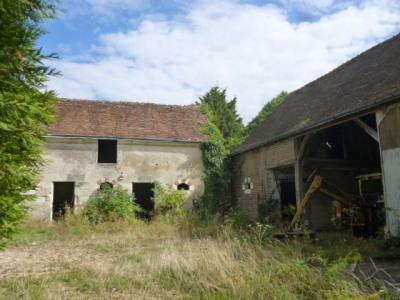 Corps de ferme Saint Laurent En Gatines 6 pièce (s) 160 m²
