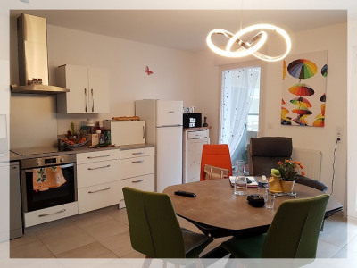 Appartement Ancenis 3 pièce (s) 63.66 m²