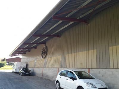 Local d'activité Sallanches 600 m2