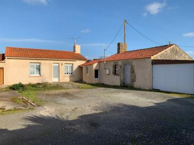 Maison Challans 4 pièce (s) 80 m² + 100m² de Dépendances