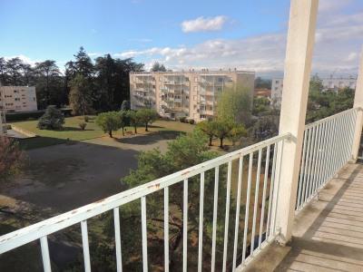 Romans à vendre appartement T4 dans résidence securisee