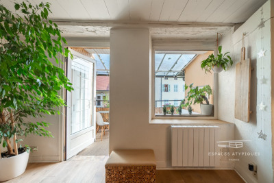 Apartment in the historic heart of Annecy