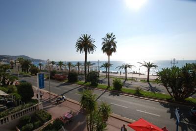 Appartement NIce Promenade des Anglais - 4 pièce (s