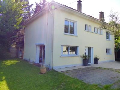 Maison bordeaux Saint augustin 6 chambres + garage + jardin