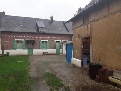 Maison située entre Blangy sur Bresle et Eu