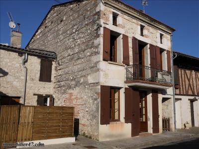 Maison de village laparade - 5 pièce (s) - 107.5 m²
