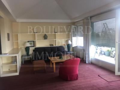 Mouvaux Saint germain T4 meublé avec terrasse