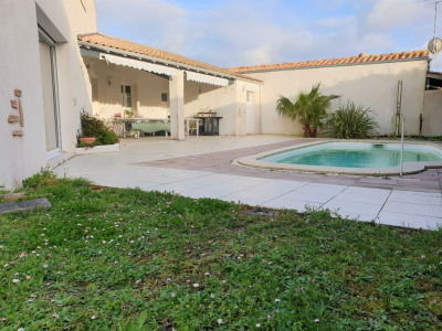 Maison Mornac Sur Seudre 4 pièce (s) 127 m²