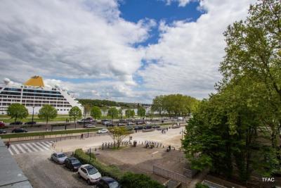T3 duplex Quinconces allée de Chartres