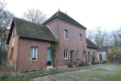 Maison ancienne maintenon - 6 pièce (s) - 120 m²