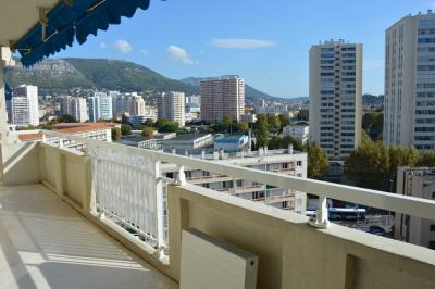 Appartement T3 au Mourillon avec vue dégagée