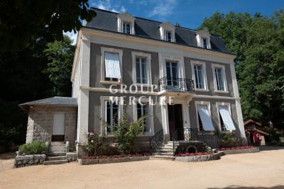 Loire - bourg- argental propriété sur 14 ha