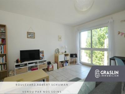 Appartement nantes - 2 pièce (s) - 41 m²