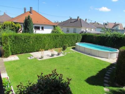 4 pièces + Terrasse + Jardin