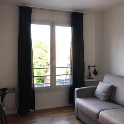 Appartement 1 pièce avec mobilier