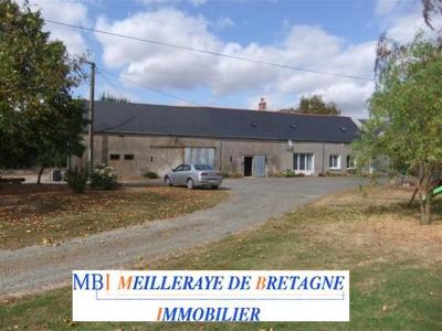 Vente maison / villa Saint Mars la Jaille