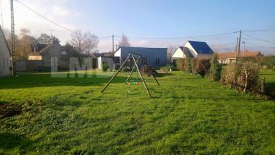 Terrain constructible suface 500 m² non viabilisé