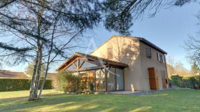 Pompertuzat - maison T5 - 126.80m²