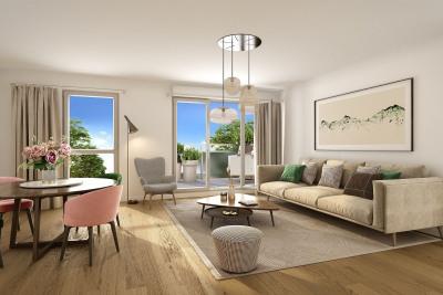 Appartement Duplex 4 pièces