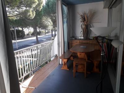 Studio cabine LE GRAU DU ROI - 1 pièce(s) - 35.5 m2