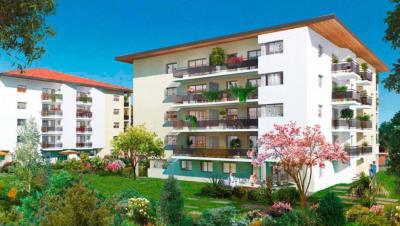 Appartement Toulouse'Bonnefoy'2 pièce (s) 41.21 m²