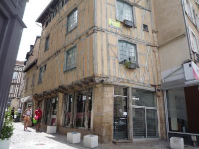 Secteur Préfecture Limoges 1 pièce 38m²